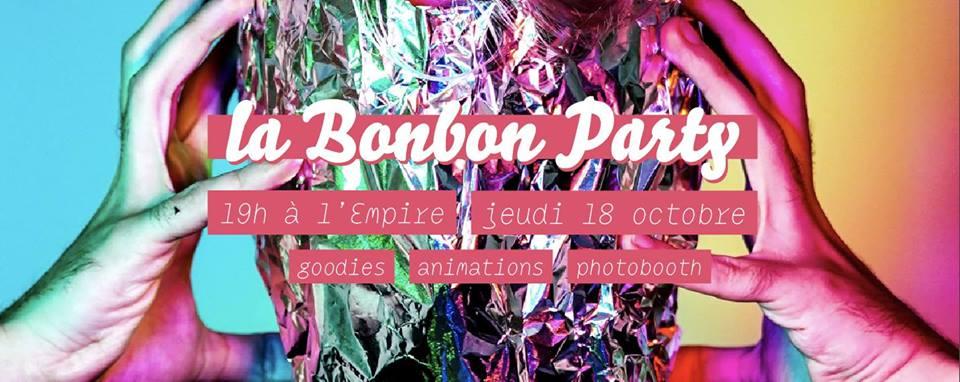 La Bonbon Party est de retour !