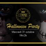 Soirée Halloween Party 2018