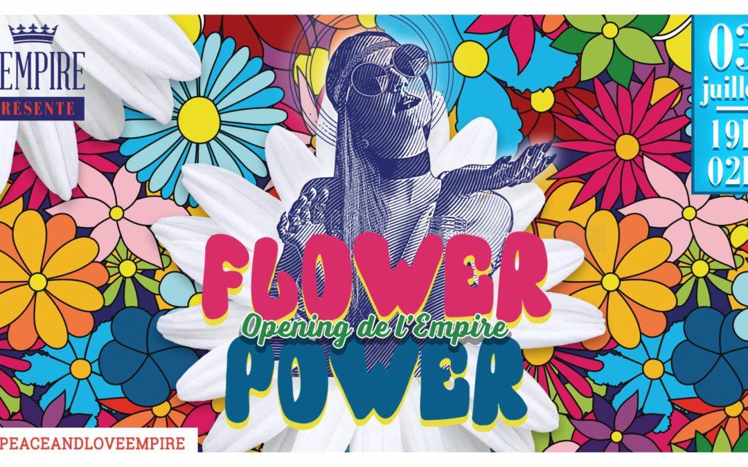 Opening Flower Power